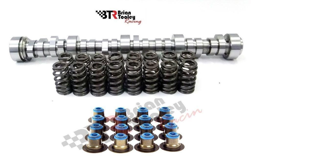 4. Michigan Motorsports Brian Tooley Racing BTR Truck Stage 3 Cam 4.8 5.3 6.0 GM LS Camshaft