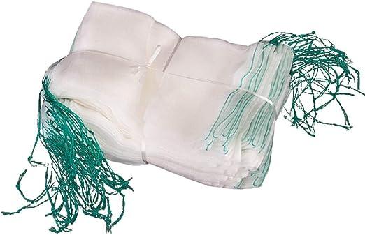 Amazon.com: Fitfulvan - Bolsa de malla de nailon con cordón ...