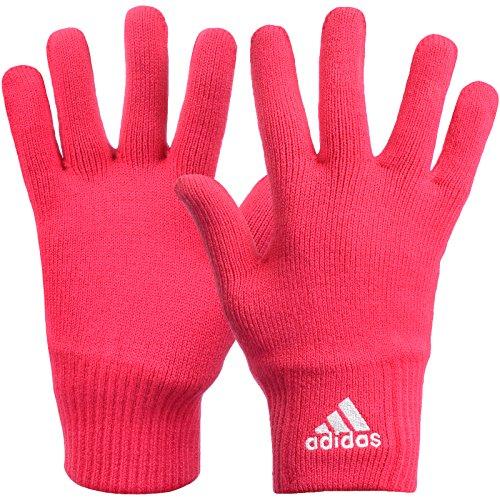 adidas Performance Women's Knitted Gloves - Pink - Medium