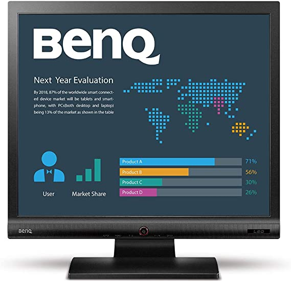 BenQ BL702A - Monitor Profesional de 17