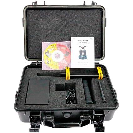Tongbao GR-100 Mini Long Range Handle Metal Detector Depth 30M Explore for Gold Gem and Minerals - - Amazon.com