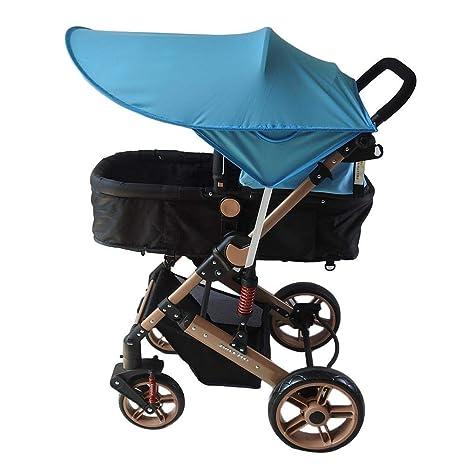 Precauti Cochecito de bebé Asiento de carro Anti-UV ...