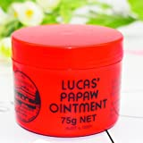 AST Works Lucas Papaw Ointment 75g First Aid Ointment Accessories Paw Paw Cracked Lips MT