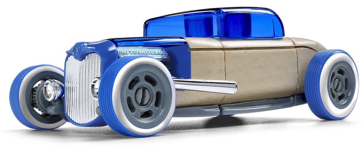 Amazon.com: Automoblox Mini HR-3 Hot Rod: Toys & Games