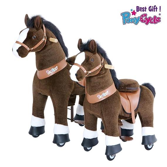 PonyCycle Official 2019 Nueva Serie U equitación Animales de ...