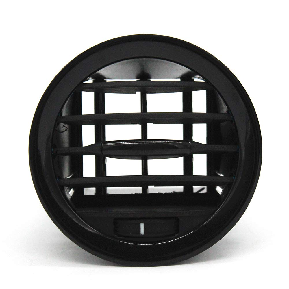 KKmoon Air Vent Panel Grille Cover Ventilation Grille Air Vent Nozzle Grille Piano Black Fit for Opel Corsa D Adam 2201099