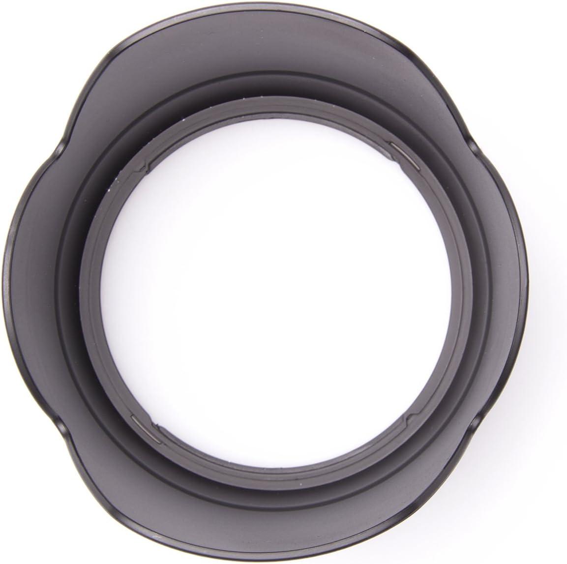 Fovitec OEM Quality 1x Lens Hood for Canon ET-83II DSLR - Hardened ABS Plastic