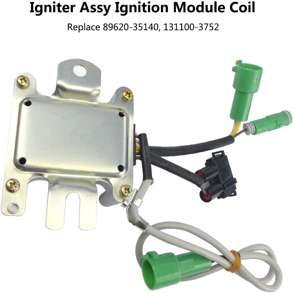 Replacement Parts 89620-35140 131100-3752 Igniter Assy Ignition ...