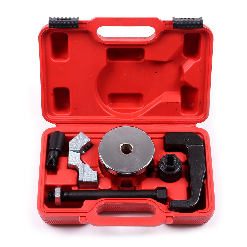 LSAILON Remover Puller Truck Diesel Injector Injector Extractor Remover Puller Tool Set Kit Replacement Fit for Mercedes Benz