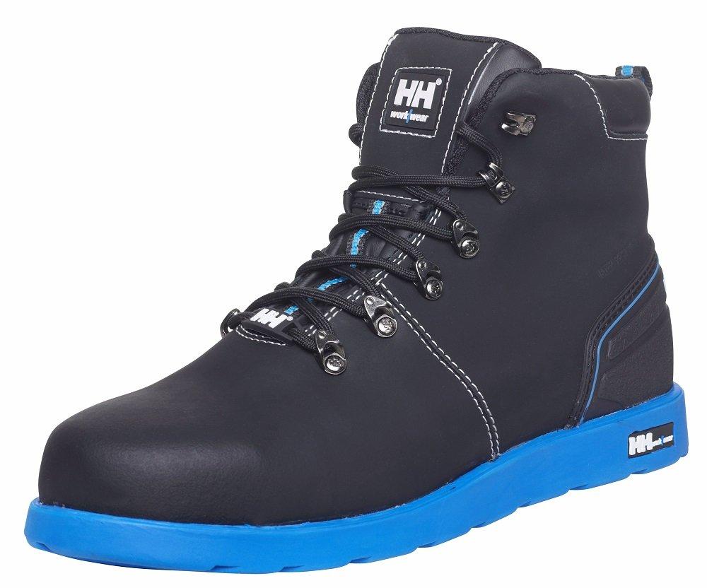 Helly Hansen Hansen Hansen Workwear Sicherheitsstiefel S3 Frogner 78252 Arbeitsschuhe schwarz   Orange Gr. 47 266e5a