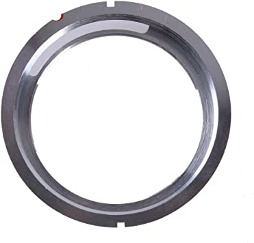 Lens Adapter For M42 Screw Lens To Contax Yashica C//Y Mount Camera