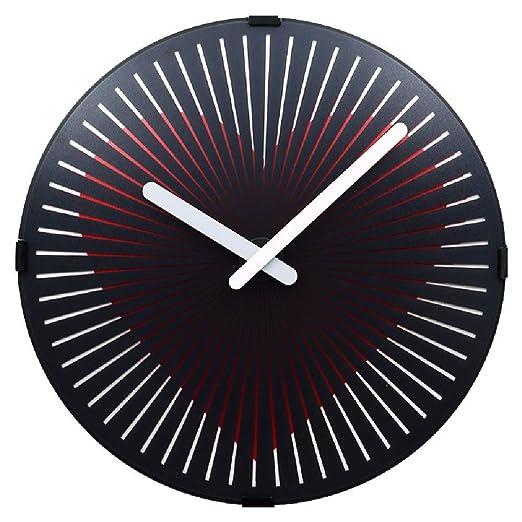FortuneVin Reloj de Pared Reloj Aula, Hogar, Oficina Decoración ...