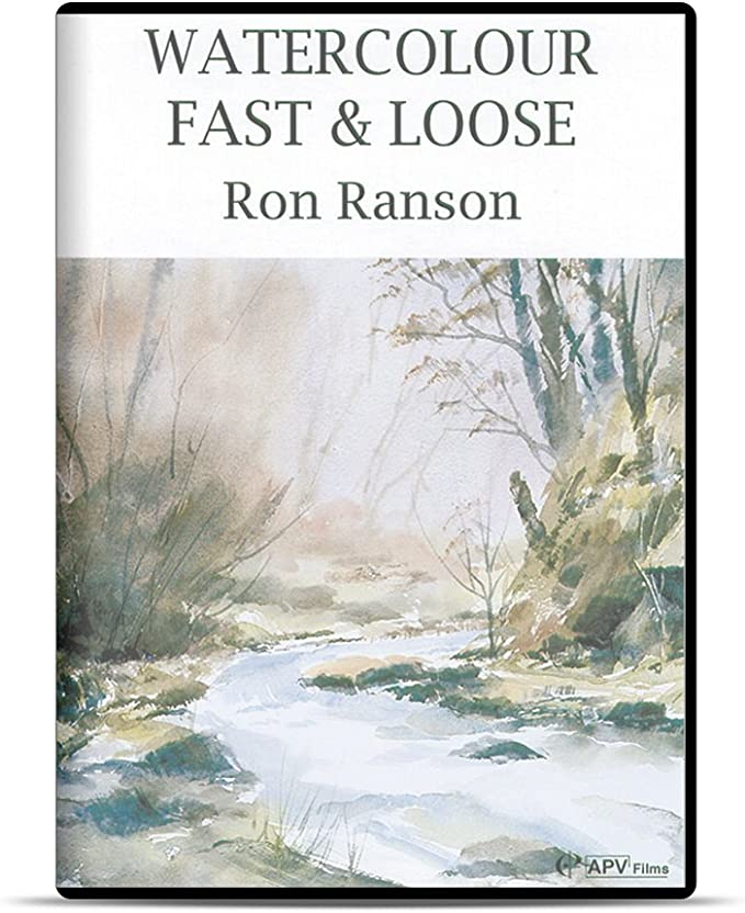 Watercolour Fast & Loose - Ron Ranson: Amazon.es: Hogar
