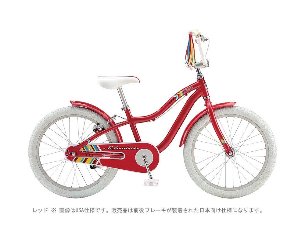 シュウィン(SCHWINN) 子供用自転車 SCW STARDUST レッド 2018 B01M8L9P3W