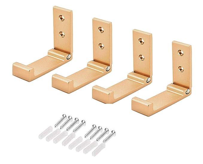 Amazon.com: Liyafy - Gancho plegable de aluminio para pared ...
