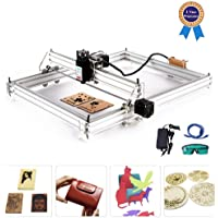 CNC Router GRBL Engraving Machine, TOPQSC 40x50CM DIY
