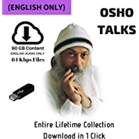 Positive Creations Entire Osho's (Bhagwaan Shree Rajineesh) Hindi Audio Discourses (90GB Content, 64 Kbps MP3 Files) on MICRO SD CARD