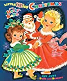 Little Miss Christmas and Holly-Belle Cut-Outs, Paper Dolls, 1935223186