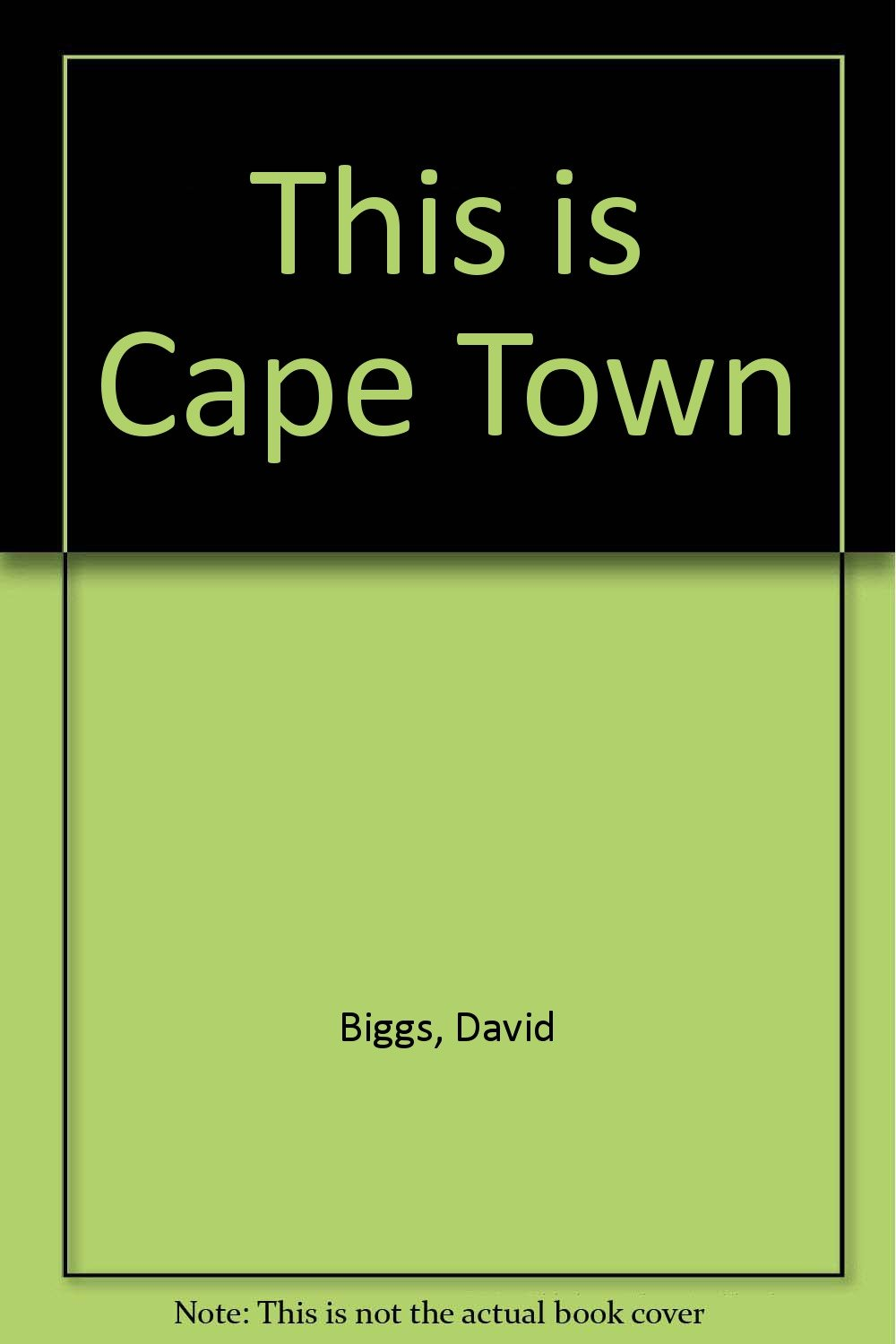 This Is Capetown