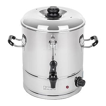 Royal Catering - RCWK 30L - Hervidor de agua 30 Litros - 150 Tazas - max