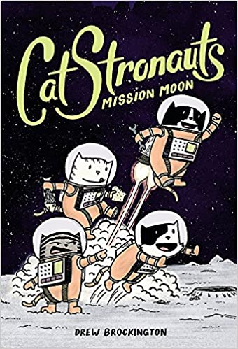 Image result for catstronauts mission moon book