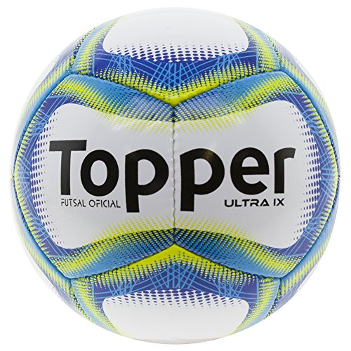 Bola para Futebol Futsal Multi/Azul Topper - 0420