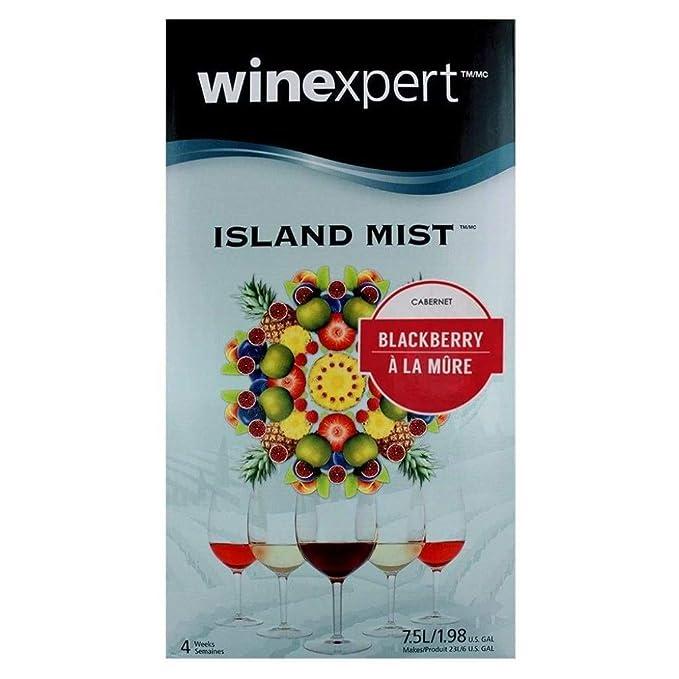 Island Mist Kiwi Pear Sauvignon Blanc 7.5 Liter Wine Making Kit