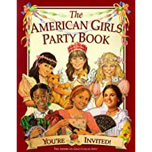 AMERICAN GIRLS PARTY BOOK P