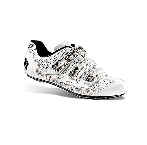 Gaerne Ciclismo Scarpa Scarpe Sportiva Ultra Takestop® Bianco wqOzEnR 67d67f5c664