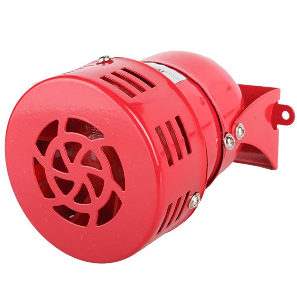 Newcreativetop Industrial AC 110V 120dB MS-190 Alarm Sound Motor High Power Buzzer Siren