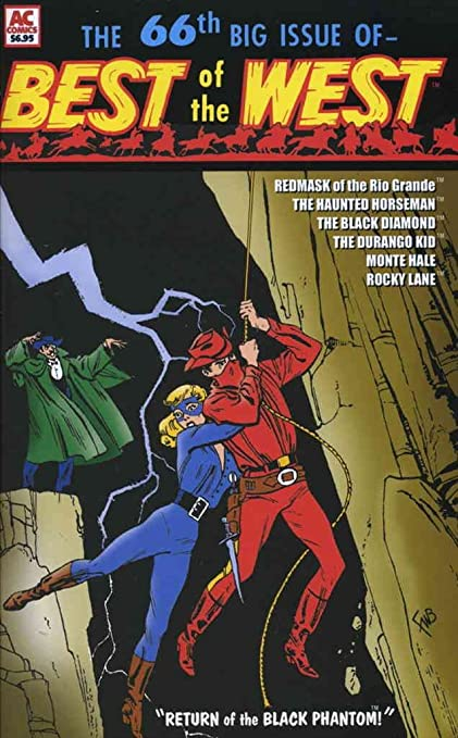 Amazon Best Of The West Ac 66 Fn Ac Comic Book