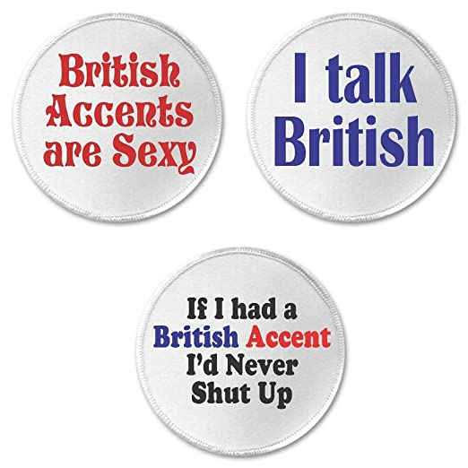 Sexy british accent