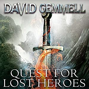 Quest for Lost Heroes Audiobook