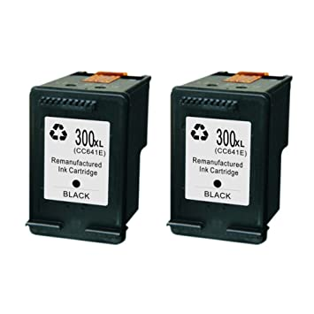 DOREE 2 Paquete Alto rendimiento Por HP 300XL Cartuchos de tinta ...