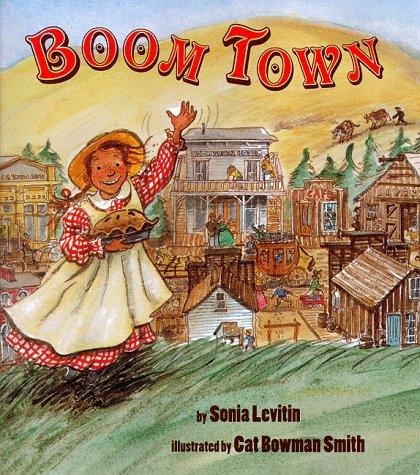 Boom Town Sonia Levitin 2at Bowman Smith Books