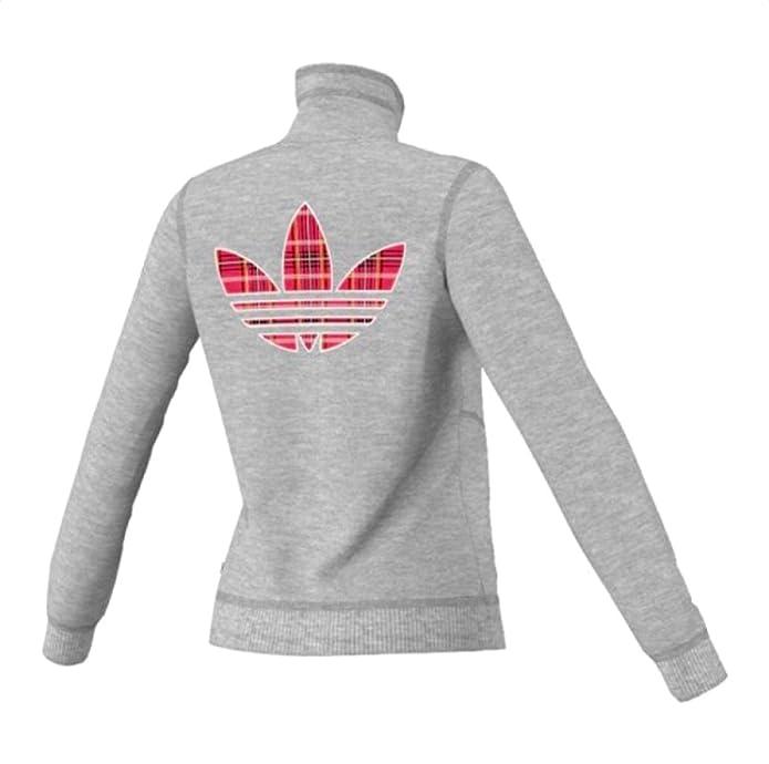 Adidas Originals Slim Tartan Track Top Damen Jacke ,G86306