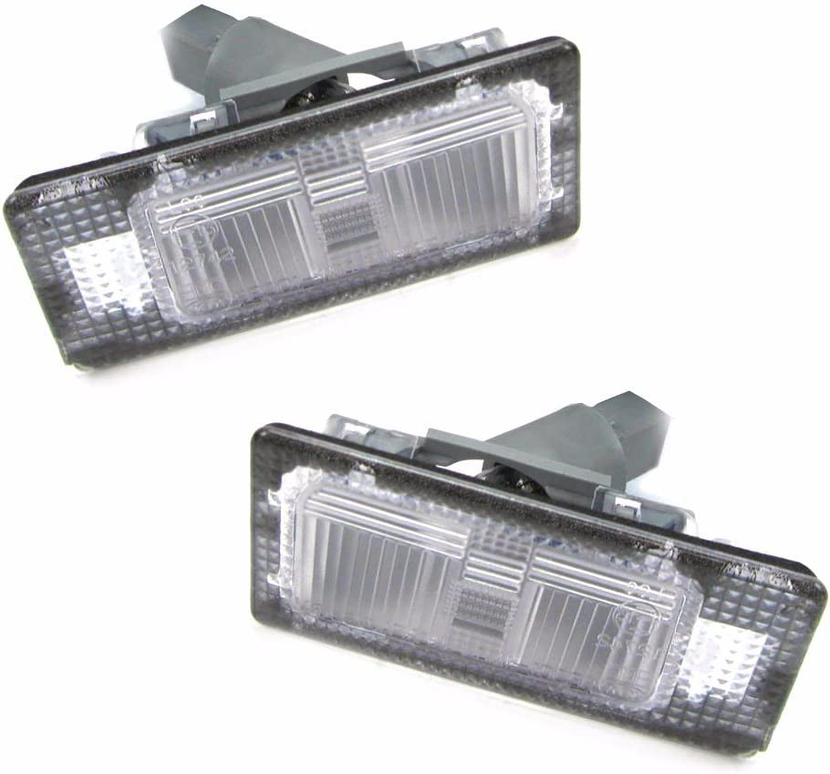 Driver Side KNS Accessories KA0300BD 1953-56 Ford Truck Tail Light Assembly w//Black Housing /& Blue Dot