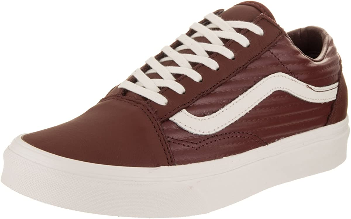 Madder Brown/Blanc De Blanc Skate Shoe