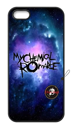 My Chemical Romance Wallpaper Hard Snap On Phone Case Iphone 5 5s