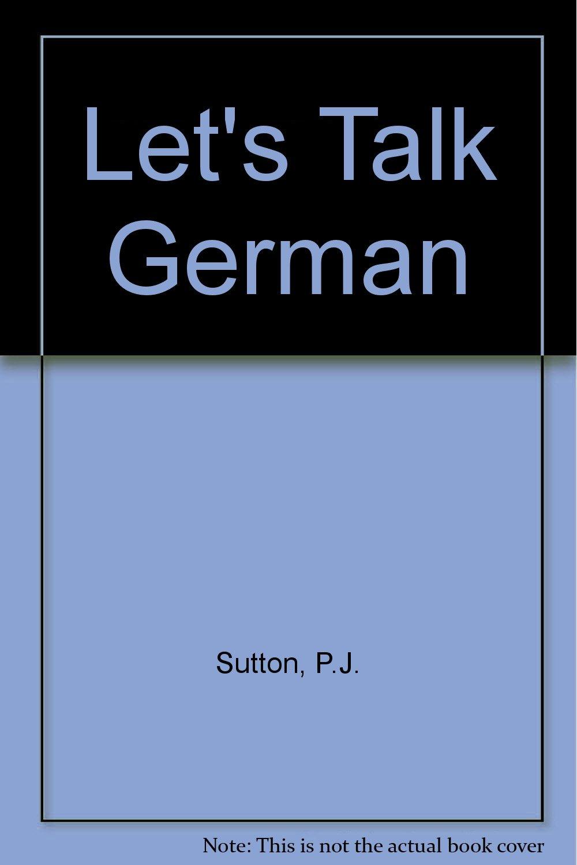 Let's Talk German