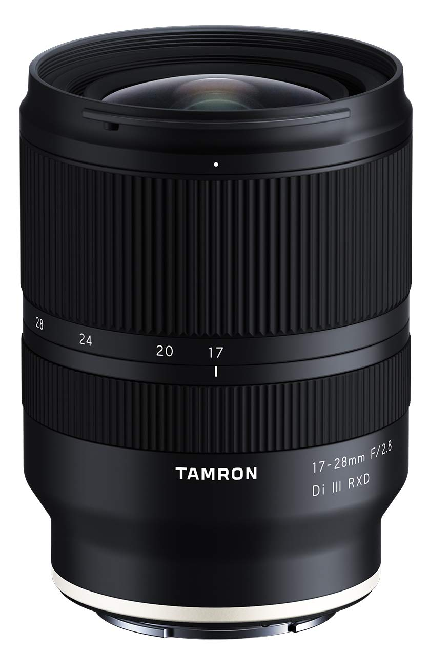Tamron 17-28mm f/2.8 Di III RXD for Sony Mirrorless Full Frame E Mount (Tamron 6 Year Limited USA Warranty) by Tamron