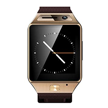 2016 SIM/TF Bluetooth elegante reloj GV08S para apple/Android teléfono smartwatch iphone/samsung Huawei PK M26 GT08 A1 DZ09 reloj de pulsera Austec: ...