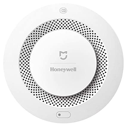 Amazon.com: Youtainkai Xiaomi Mijia Honeywell Smoke Alarm Detector w/Gateway Audible Self Check: Kitchen & Dining
