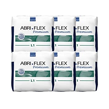 Amazoncom Abena Abri Flex Premium Protective Underwear L1 84
