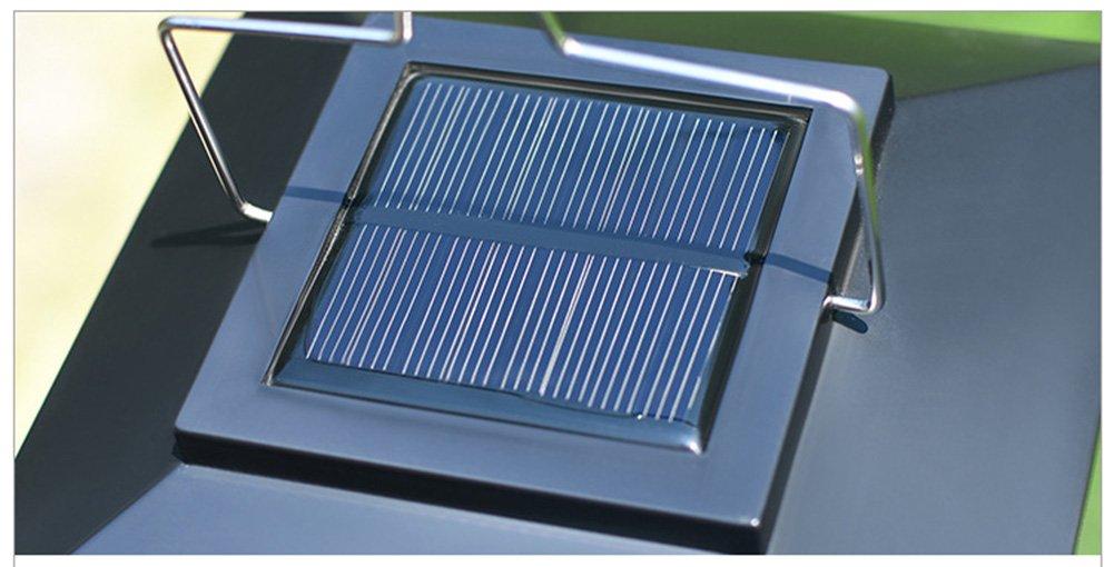 Zapatillas de insectos solares, LED para matar insectos de ...