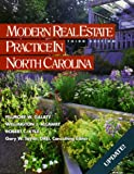 Modern Real Estate Practices in North Carolina, Galaty, Fillmore W., 0793133181