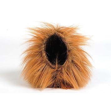 NxawRt Disfraz de león para Mascotas, Peluca de Gato o Gato, Disfraz de Perro