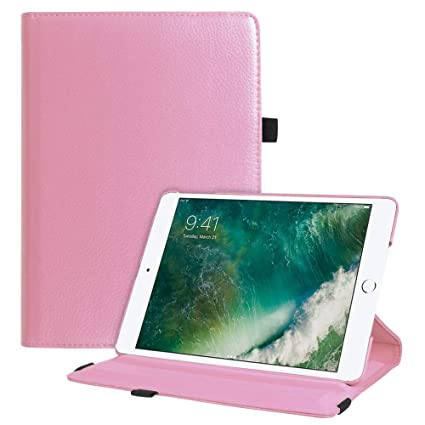 huge inventory 2fabd 6fee5 Fintie iPad 9.7 2018 2017 / iPad Air 2 / iPad Air Case - Multiple Angles  Stand Smart Protective Cover with Auto Sleep Wake for iPad 9.7 inch (6th  Gen, ...