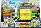 chuck toy truck - The Grossery Gang Putrid Power S3 Muck Chuck Garbage Truck
