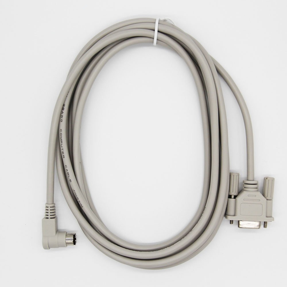 1761-CBL-PM02 Allen Bradley Micrologix programming Cable with 90 ...